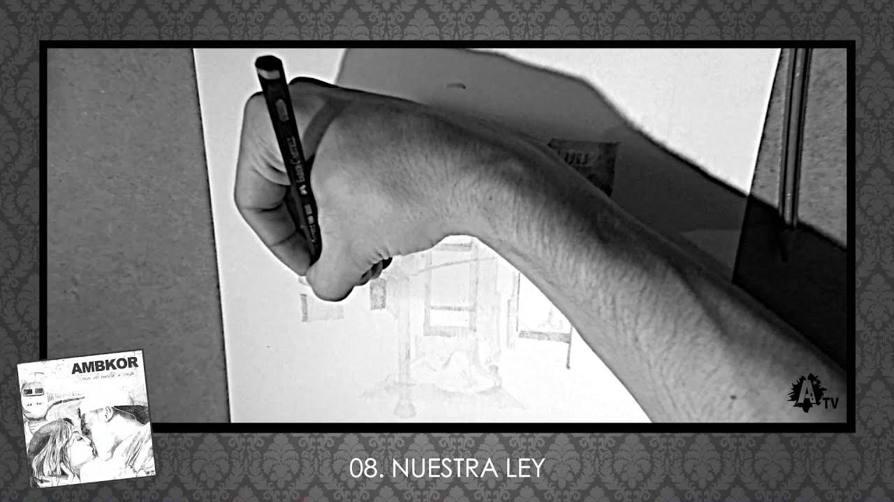 8 Ambkor Nuestra Ley Tren De Vuelta A Casa Oficial Youtube