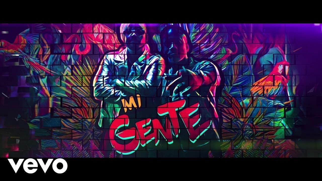 J Balvin Willy William Mi Gente Official Instrumental