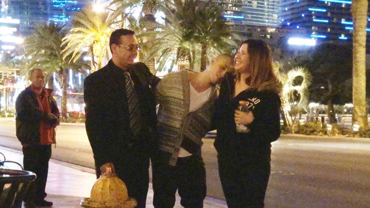 Acting Drunk In Vegas...