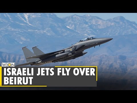 Israeli jets fly over Beirut, explosions reported in Syria | Israel top news | Middle-East