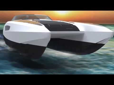 """NEW 40ft Catamaran """"LIGHTNING"""", Flyboards, Undersea Yacht & much more"""