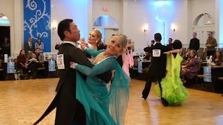 Snowball Dancesport Competition 2017 [Day 1]