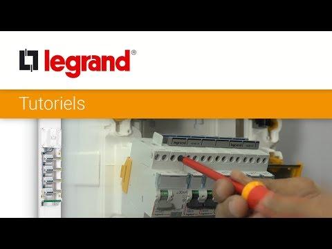 Tableau Electrique Drivia Legrand Comment Installer Un Tableau Electrique Simplement Youtube