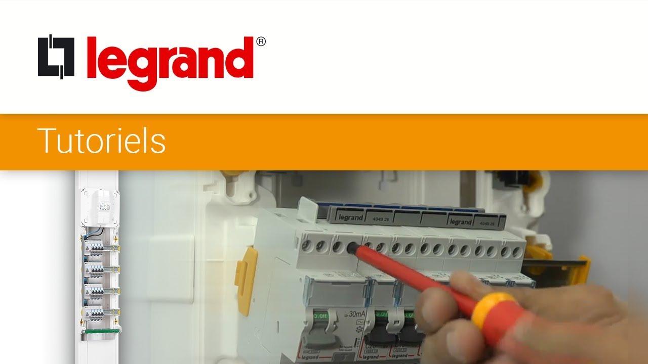 Coffret Compteur Eau Castorama tableau électrique drivia legrand : comment installer votre tableau et ses  équipements simplement?