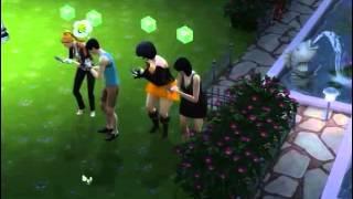 ด่วนกระแสแรงสมาคมก้มหน้าในThe Sims 4 ก็ยังเล่นบังคับไม่ไหวเลย