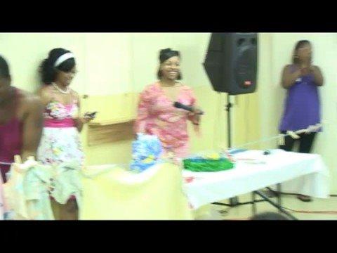 "Fabulous Creations Presents ""Shanishia Baby Shower """