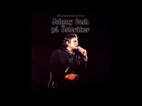 Johnny Cash - Folsom Prison Blues - På Österåker 1973 mp3