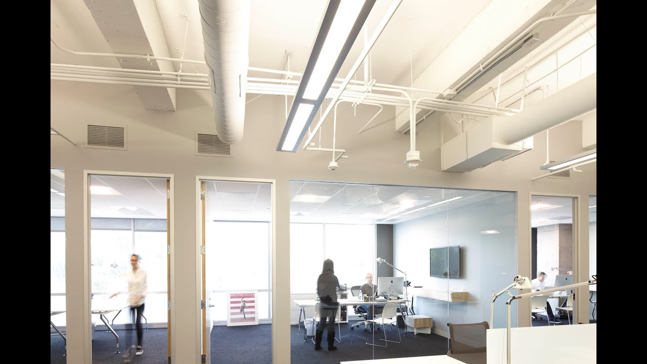 Upgrading Your Office E Or Conference Room With Led Lighting By Philips You