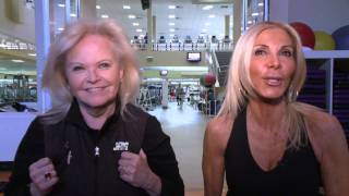 Fab At Any Age: Training Jane To Get Her Bunny Body Back