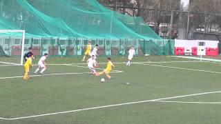 喇沙vs英華 2015 3 4 學界足球精英賽四強 精華