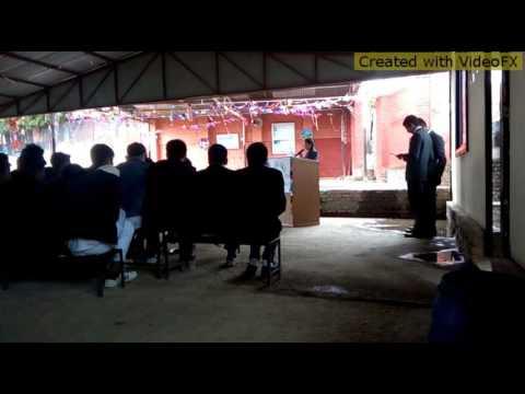 Mero school poem in nepali