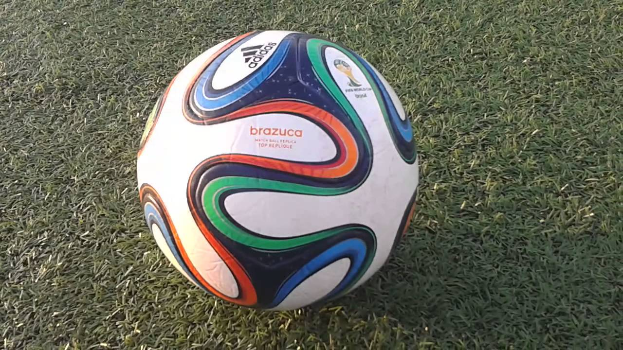 8127eb5a29f Adidas Brazuca Matchball Replica Unboxing