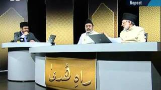 Is the Promised Messiah and the Imam Mahdi one person-persented by khalid Qadiani.flv