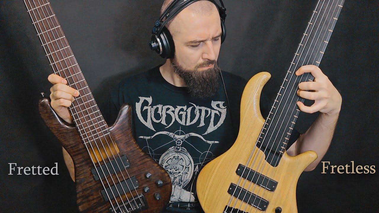 Anton Zhikharev - MAGNETAR - Bass Solo