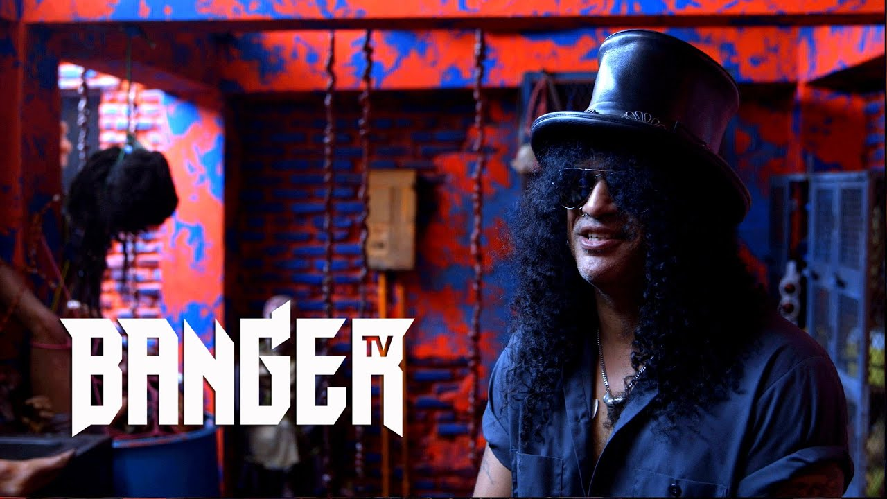 SLASH at Universal Studios in Hollywood | Sam Dunn's Metal Journeys episode thumbnail