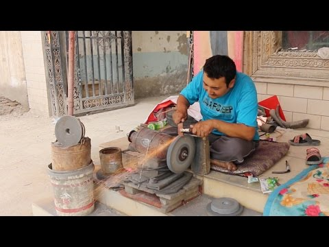 Xinjiang Yengisar Knives | Visiting the Home of the Uyghur Knife
