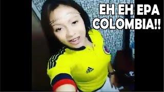 Eh Eh Epa Colombia | Recopilación De Sus Vídeos Chistosos - PARTE 1