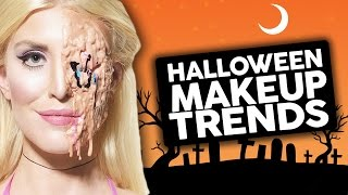 10 Best Halloween Makeup & Beauty Tutorials 2016 (LISTED)