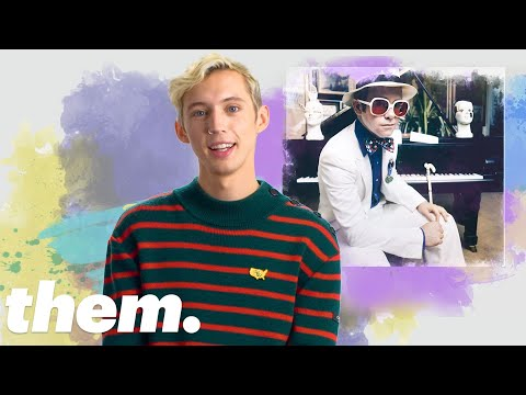 Troye Sivan Shares His Favorite Queer Icons | them. Mp3