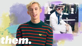 Troye Sivan Shares His Favorite Queer Icons | them.