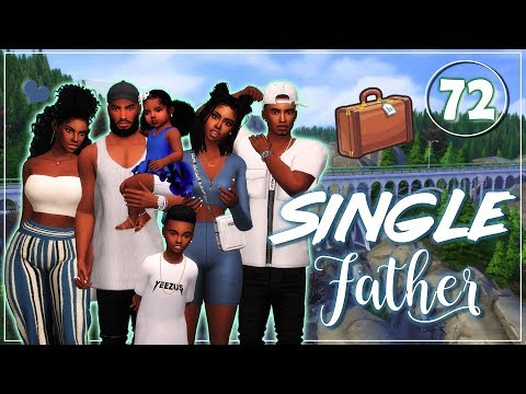 The Sims 4 😍Single Father😍 #72 I'm Moving Back Home thumbnail