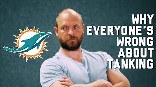 Why Everyone's Wrong about the Miami Dolphins' Tank | The Ryen Russillo Podcast | The Ringer