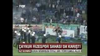 Çaykur Rizespor - Akhisar Bld. l FOX TV