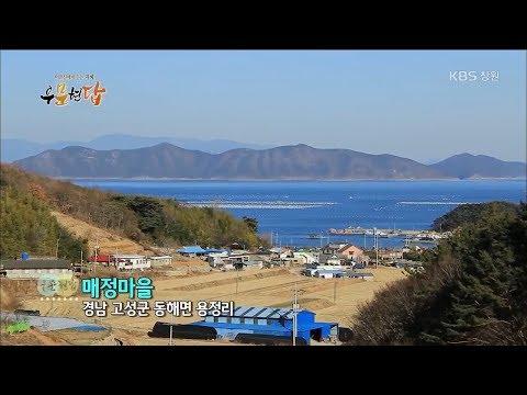[우문현답] 89화. 경남 고성군 동해면 매정마을 (2018.03.14,수)