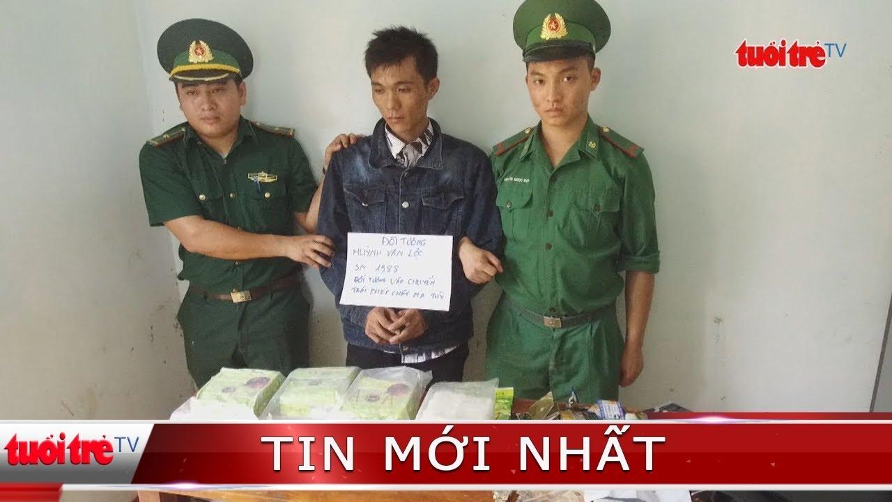 ⚡ Tin mới nhất | Biên phòng Tây Ninh bắt 3 vụ vận chuyển ma túy lớn từ Campuchia vào Việt Nam