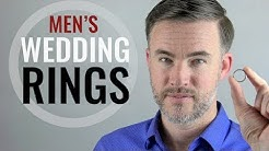 Men's Wedding Bands 101: How to Choose Your Ring