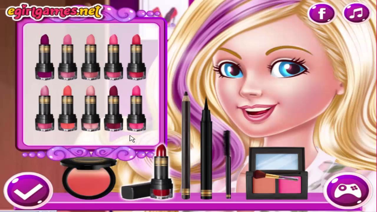 Juegos De Barbie Para Vestir Y Maquillar Para Jugar Yo Misma Gratis