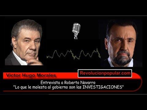 Rompió el silencio Roberto Navarro y hablo con Víctor Hugo