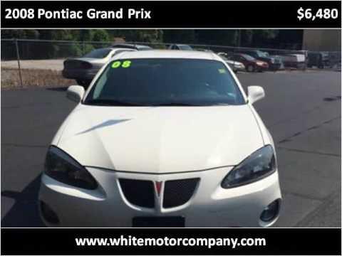 2008 pontiac grand prix used cars springfield mo youtube for White motors springfield mo