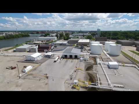 OZBURN-HESSEY TERMINAL ROTTERDAM OIL STORAGE TERMINAL