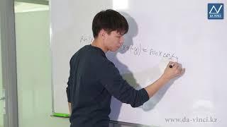 10 класс, 24 урок, Синус и косинус суммы и разности аргументов