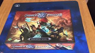 Sword & Sorcery Retail Version Unboxing
