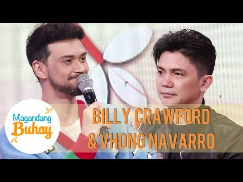 Billy expresses his gratitude to Vhong | Magandang Buhay