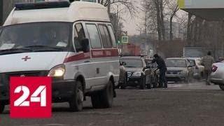 Победитель конкурса сорвал сроки: машины скорой помощи в Челябинске ездят на летней резине - Росси…