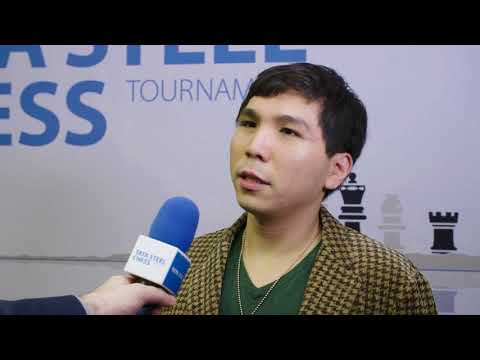 Tata Steel Chess 2018 - Interview - Wesley So - Round 6