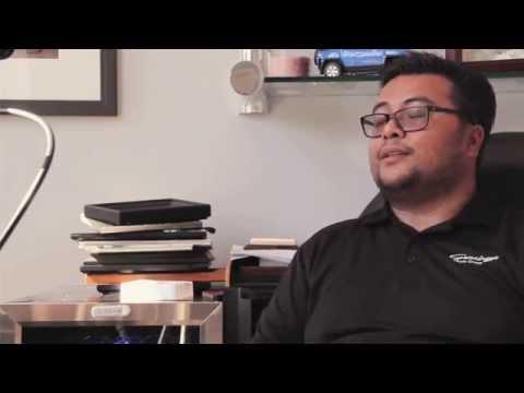 Toyota Meet the Staff: Michael