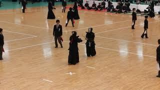 Aichi vs Ishikawa - 10th All Japan Interprefecture Ladies Kendo Championship