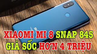 Tư vấn điện thoại Xiaomi Mi 8 còn hơn 4 TRIỆU có đáng mua không?