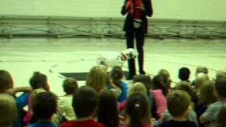 Dalmatian Fire Safety: Stop, Drop, & Roll