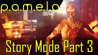 P.A.M.E.L.A. Gameplay Story Mode Pt 3