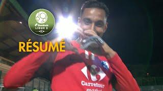 Red Star  FC - Grenoble Foot 38 ( 2-3 ) - Résumé - (RED - GF38) / 2018-19