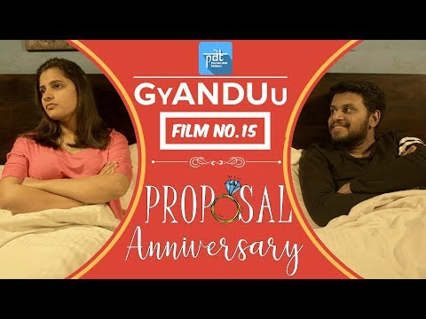 PDT GyANDUu - Proposal Anniversary | Film no.15 | Husband | Wife | Valentine's Day | Couple | Love
