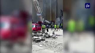 ارتفاع عدد ضحايا انفجار الصوامع بالعقبة إلى 5 وادانة شركتين في الحادثة - (20-5-2018)