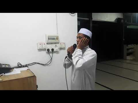 Adzan Maqam Bayyati oleh Ust Syamsul Effendi