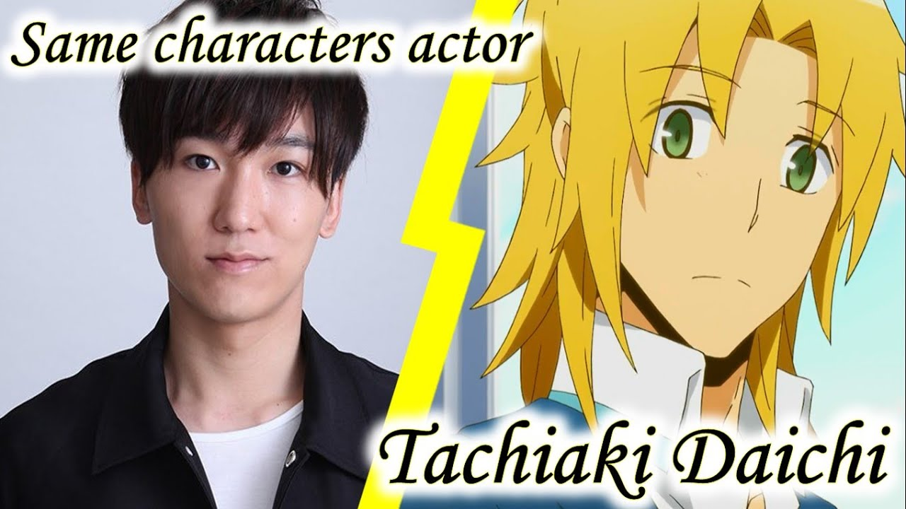 Same Anime Characters Voice Actors With Miira No Kaikata Tachiaki Daichi Youtube 68,156 likes · 24 talking about this. same anime characters voice actors with miira no kaikata tachiaki daichi
