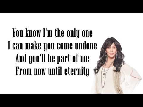 Cher - Dressed to kill [lyrics]